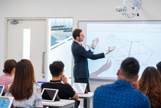 Mở rộng cánh cửa đại học quốc tế với kỳ nhập học tháng 10 tại BUV - 2