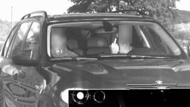 Bị tăng 75 lần mức phạt vi phạm giao thông vì một hành động thô lỗ - 2