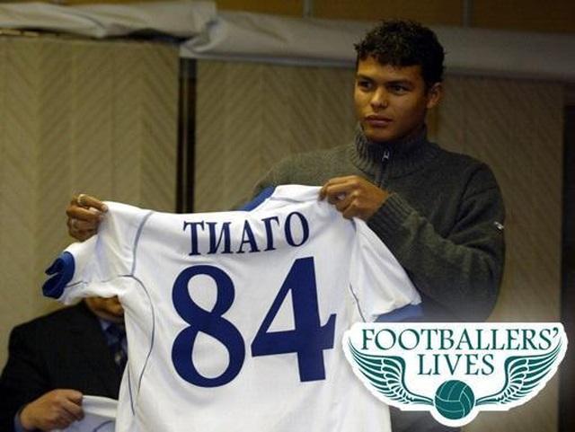 """Thiago Silva và hành trình từ """"cõi chết sống lại"""" nhờ tình yêu - 1"""