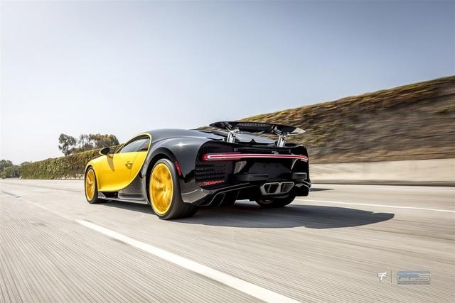 Bugatti Chiron Hellbee - Chú ong vàng đắt giá nhất thế giới - 11
