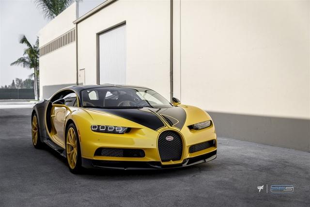 Bugatti Chiron Hellbee - Chú ong vàng đắt giá nhất thế giới - 21