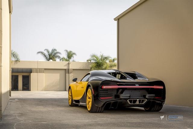 Bugatti Chiron Hellbee - Chú ong vàng đắt giá nhất thế giới - 10
