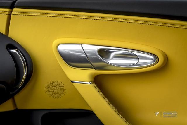 Bugatti Chiron Hellbee - Chú ong vàng đắt giá nhất thế giới - 18
