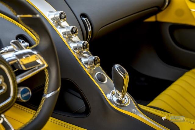 Bugatti Chiron Hellbee - Chú ong vàng đắt giá nhất thế giới - 17
