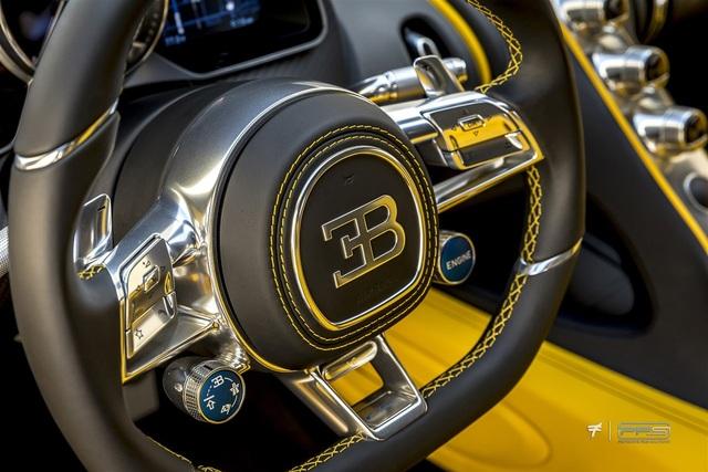 Bugatti Chiron Hellbee - Chú ong vàng đắt giá nhất thế giới - 14