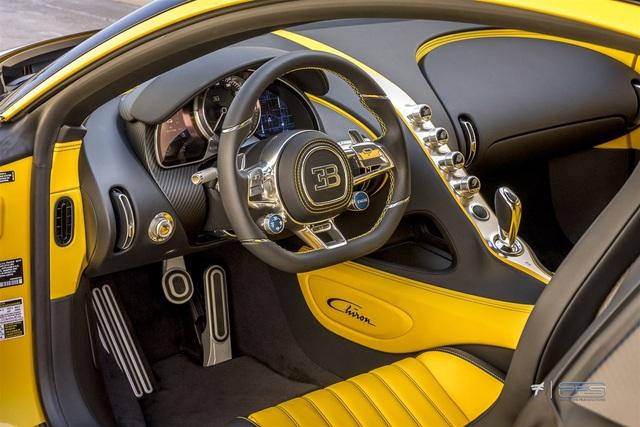 Bugatti Chiron Hellbee - Chú ong vàng đắt giá nhất thế giới - 12