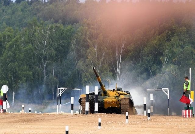 Trận đấu thứ 2 tại Army Games: Đội tăng Việt Nam cán đích đầu tiên - 4