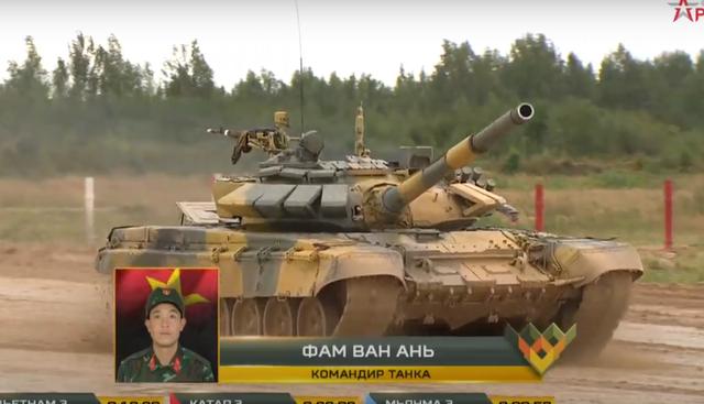 Xe tăng Việt Nam về nhì trong trận thi đấu thứ 3 tại Army Games - 13