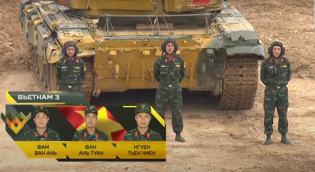 Xe tăng Việt Nam về nhì trong trận thi đấu thứ 3 tại Army Games - 26