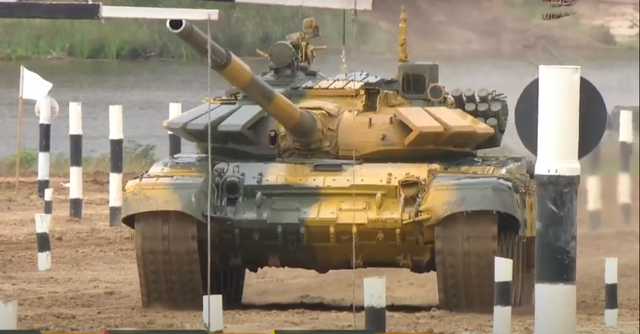 Xe tăng Việt Nam về nhì trong trận thi đấu thứ 3 tại Army Games - 8