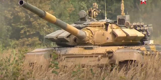 Xe tăng Việt Nam về nhì trong trận thi đấu thứ 3 tại Army Games - 9