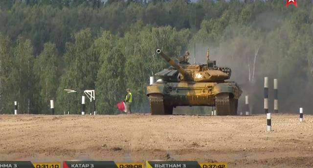 Xe tăng Việt Nam về nhì trong trận thi đấu thứ 3 tại Army Games - 4