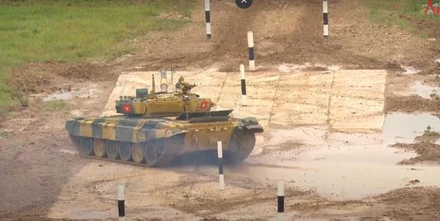 Xe tăng Việt Nam về nhì trong trận thi đấu thứ 3 tại Army Games - 22
