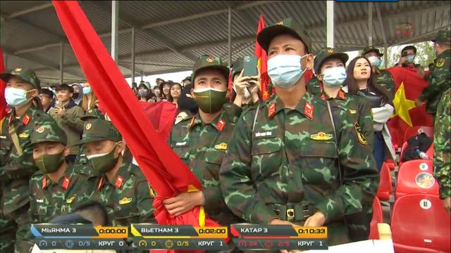 Xe tăng Việt Nam về nhì trong trận thi đấu thứ 3 tại Army Games - 16