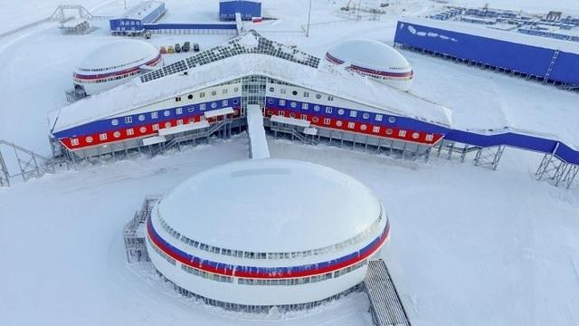 Công nghệ làm sân bay trên băng - chìa khóa giúp Nga chinh phục Bắc Cực - 3