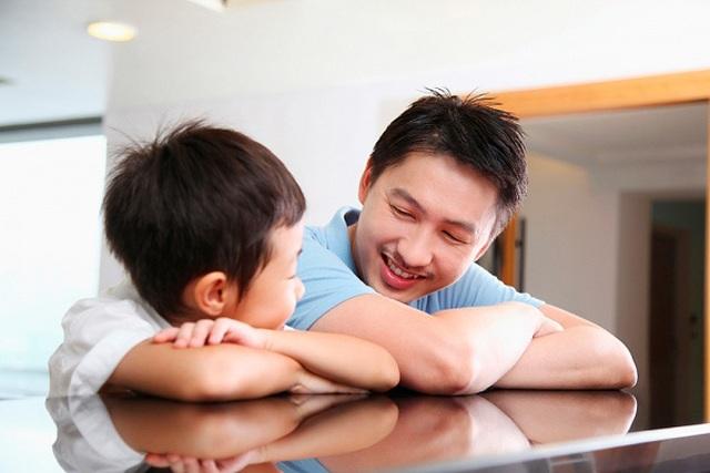 Con cái luôn muốn bố mẹ nói 5 điều này, bạn đã từng nói chưa? - 3