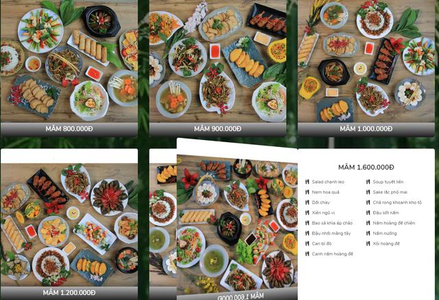 Mỏ vàng kinh doanh thực phẩm chay: Nhà hàng, quán ăn mọc lên như nấm - 1