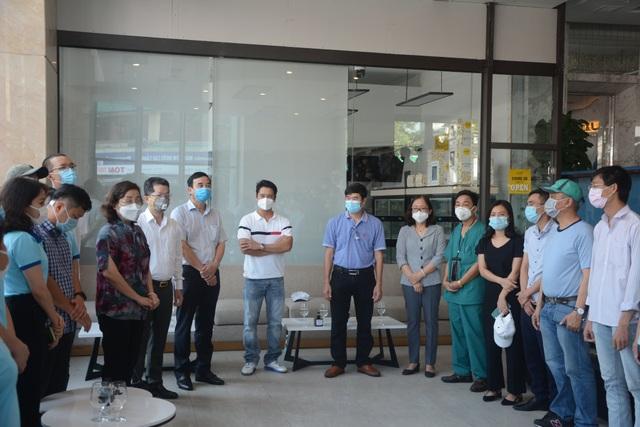 Đoàn y, bác sĩ Bình Định và Thừa Thiên-Huế chia tay Đà Nẵng - 1