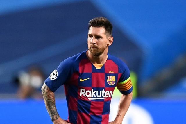 Hài hước vụ CLB Brazil công bố chiêu mộ thành công Messi - 2