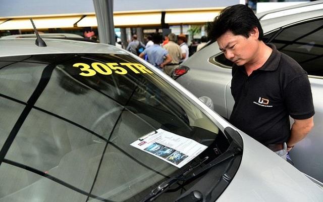 """Đua thanh lý ô tô giá chỉ từ 60-200 triệu đồng: Chỉ là thủ thuật """"câu"""" khách? - 2"""