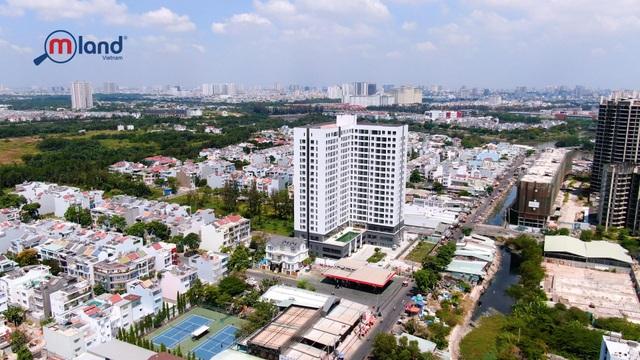 Đường Lê Văn Lương (Nhà Bè) mở rộng, cư dân dự án Goldora Plaza hưởng lợi lớn - 1