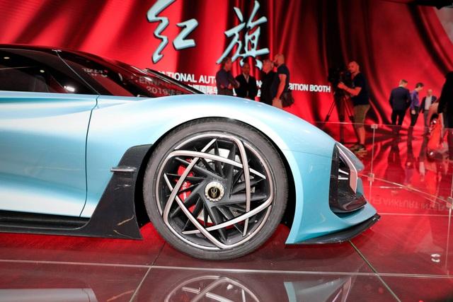 Soi chi tiết siêu xe hybrid giá 1,45 triệu USD của Trung Quốc - 14