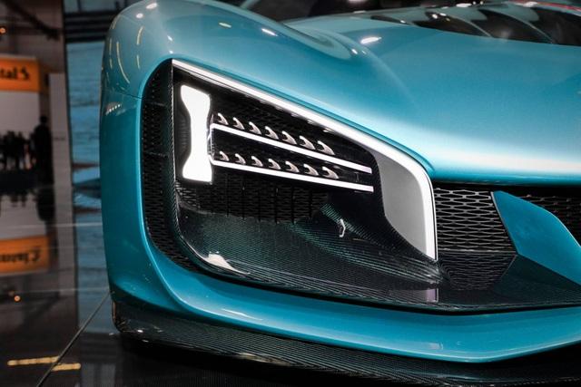 Soi chi tiết siêu xe hybrid giá 1,45 triệu USD của Trung Quốc - 13