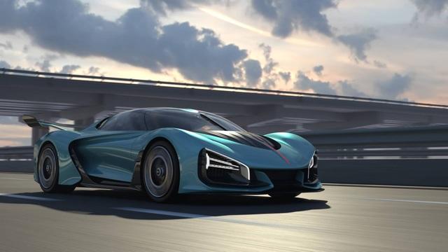 Soi chi tiết siêu xe hybrid giá 1,45 triệu USD của Trung Quốc - 2