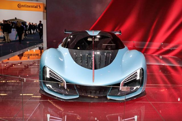 Soi chi tiết siêu xe hybrid giá 1,45 triệu USD của Trung Quốc - 15