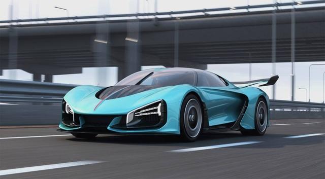 Soi chi tiết siêu xe hybrid giá 1,45 triệu USD của Trung Quốc - 19