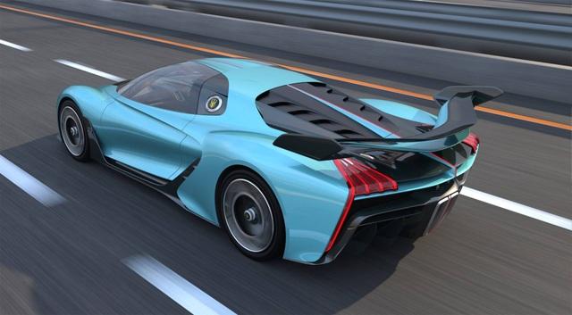 Soi chi tiết siêu xe hybrid giá 1,45 triệu USD của Trung Quốc - 20