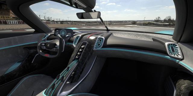 Soi chi tiết siêu xe hybrid giá 1,45 triệu USD của Trung Quốc - 18