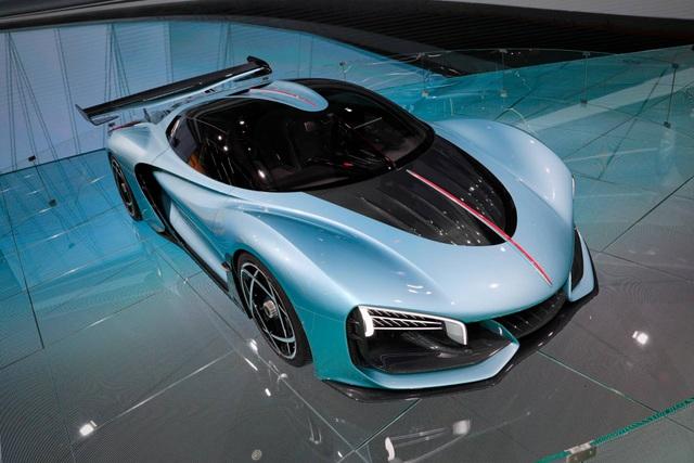 Soi chi tiết siêu xe hybrid giá 1,45 triệu USD của Trung Quốc - 1