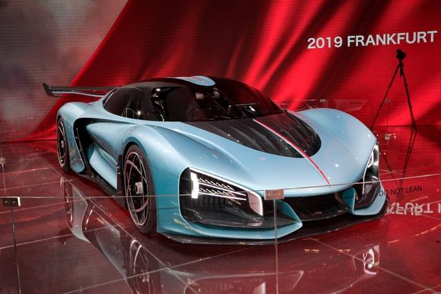 Soi chi tiết siêu xe hybrid giá 1,45 triệu USD của Trung Quốc - 3