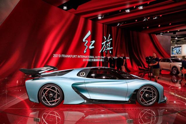 Soi chi tiết siêu xe hybrid giá 1,45 triệu USD của Trung Quốc - 4