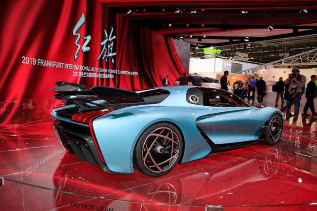 Soi chi tiết siêu xe hybrid giá 1,45 triệu USD của Trung Quốc - 6