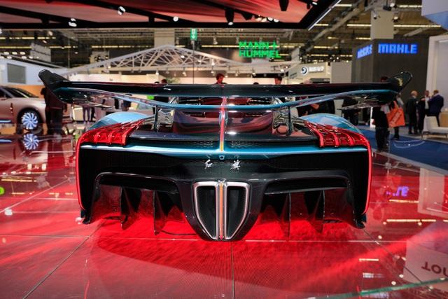 Soi chi tiết siêu xe hybrid giá 1,45 triệu USD của Trung Quốc - 10