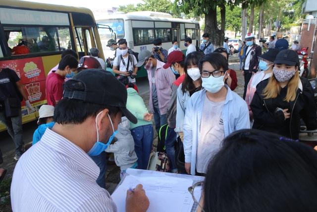 Cách ly tập trung học sinh, sinh viên từ Đà Nẵng về Quảng Nam - 1