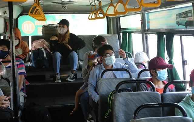 Cách ly tập trung học sinh, sinh viên từ Đà Nẵng về Quảng Nam - 2