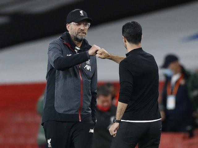 Arsenal - Liverpool: Khởi động cho mùa giải mới - 2
