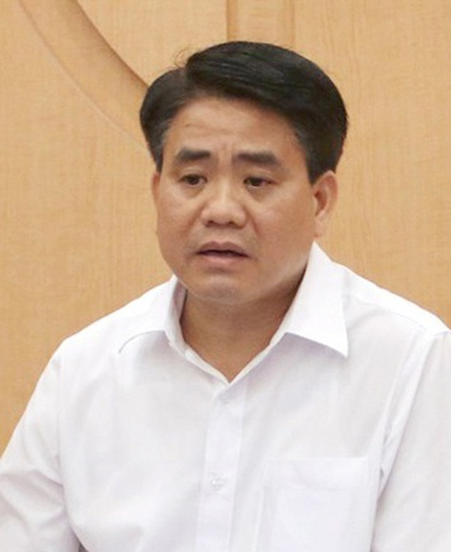 Bộ Công an thông tin về sức khỏe ông Nguyễn Đức Chung - 1