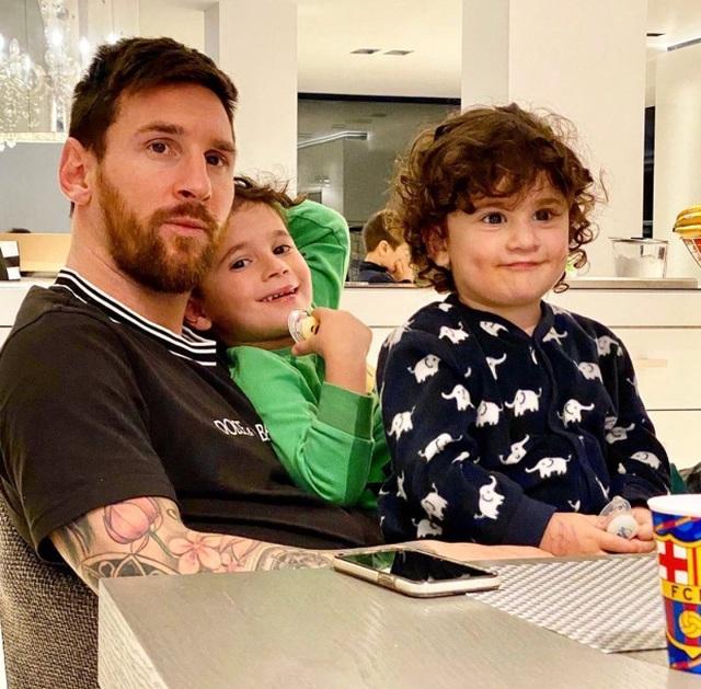 Cuộc sống siêu sang của Messi ở Barcelona - 6