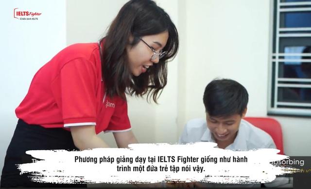 Phương pháp đào tạo IELTS Fighter: Tính thực hành được đẩy lên cao nhất - 4