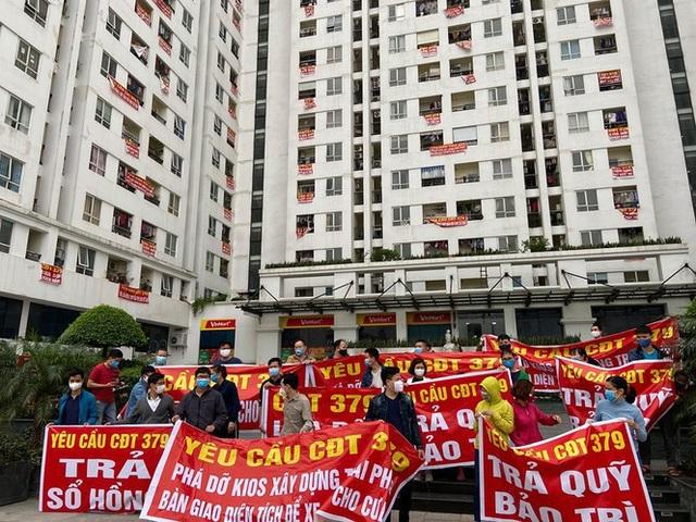 Quận nào của Hà Nội có nhiều chung cư om quỹ bảo trì nhất? - 1