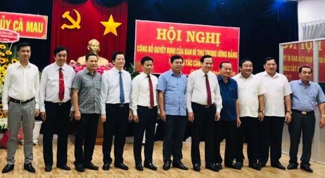 Thứ trưởng Bộ LĐ-TBXH Lê Quân làm Phó Bí thư Tỉnh ủy Cà Mau - 2