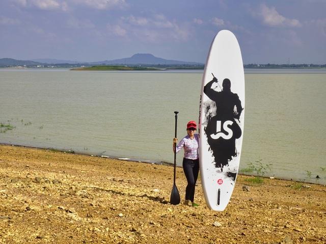 Về hồ Trị An trốn nóng Sài Gòn - 4