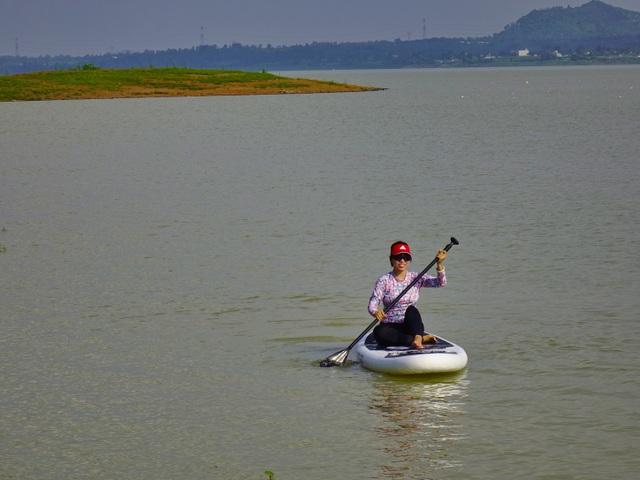 Về hồ Trị An trốn nóng Sài Gòn - 5