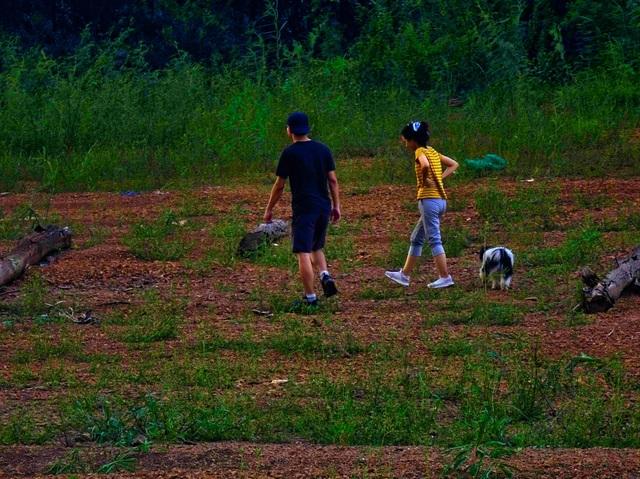 Về hồ Trị An trốn nóng Sài Gòn - 7