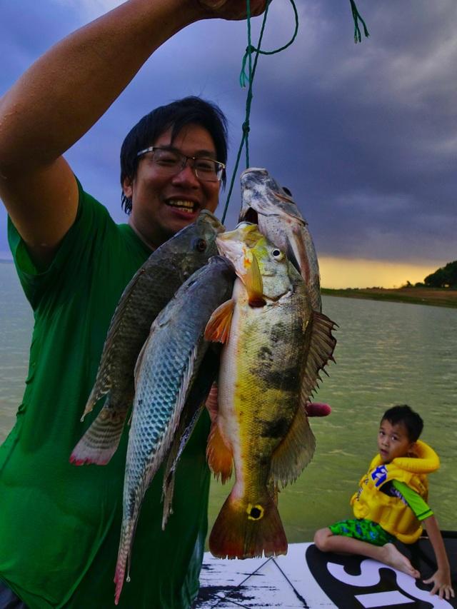 Về hồ Trị An trốn nóng Sài Gòn - 8