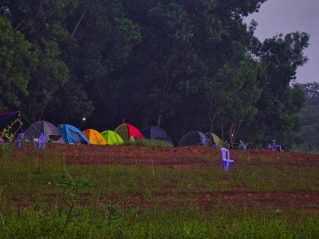 Về hồ Trị An trốn nóng Sài Gòn - 12